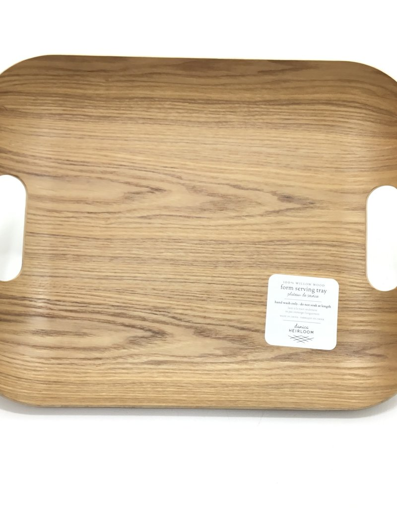WILLOW FORMED TRAY