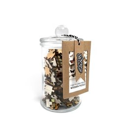 TROVE BUTTERFLIES AND MOTHS PUZZLE IN JAR