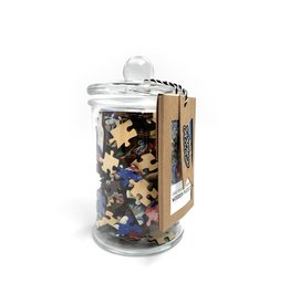 TROVE FLORAL TABLE PUZZLE IN A JAR