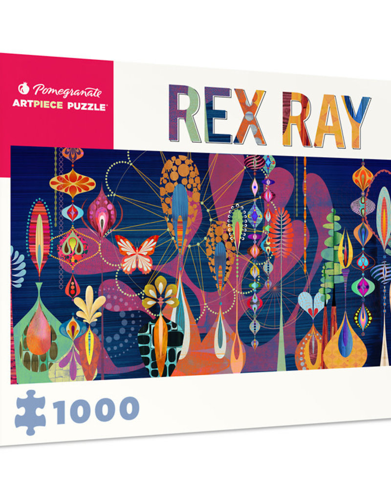 REX RAY 1000 PIECE PUZZLE