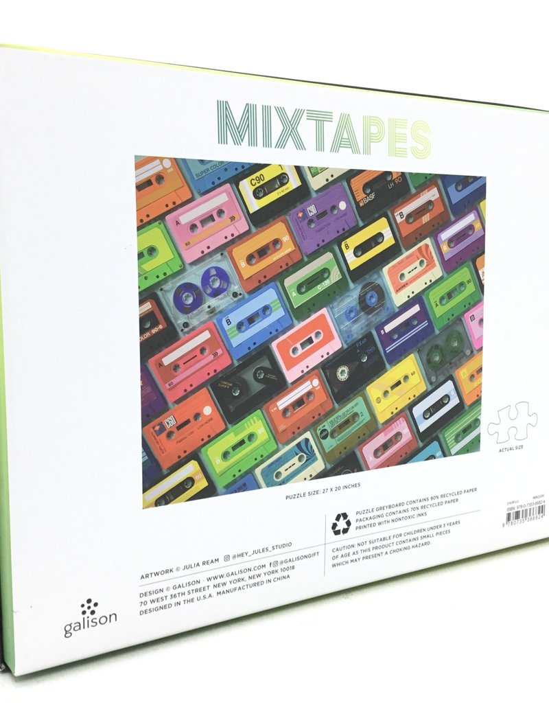 MIXTAPES PUZZLE 1000 PC PUZZLE