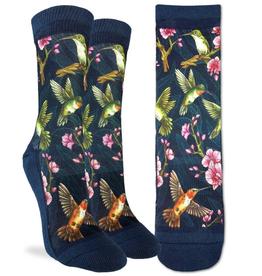 WOMEN'S HUMMINGBIRD SOCKS
