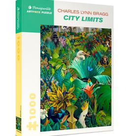 CHARLES LYNN BRAGG: CITY LIMITS 1000 PIECE PUZZLE