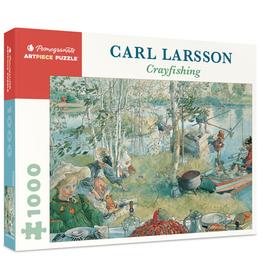 CARL LARSSON CRAYFISHING 1000 PIECE PUZZLE