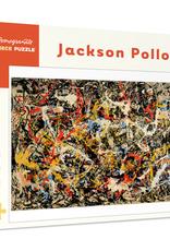 JACKSON POLLOCK: CONVERGENCE 1000 PIECE PUZZLE