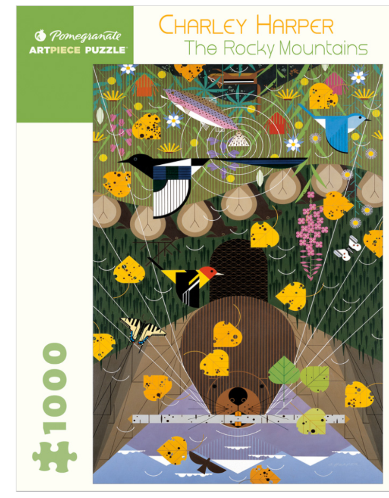 CHARLEY HARPER THE ROCKY MOUNTAINS