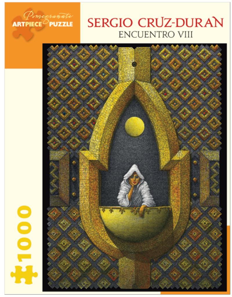 SERGIO CRUZ-DURAN: ENCUENTRO VIII 1000 PIECE PUZZLE