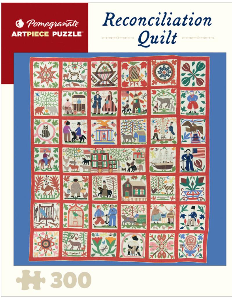 RECONCILIATION QUILT 300 PIECE PUZZLE