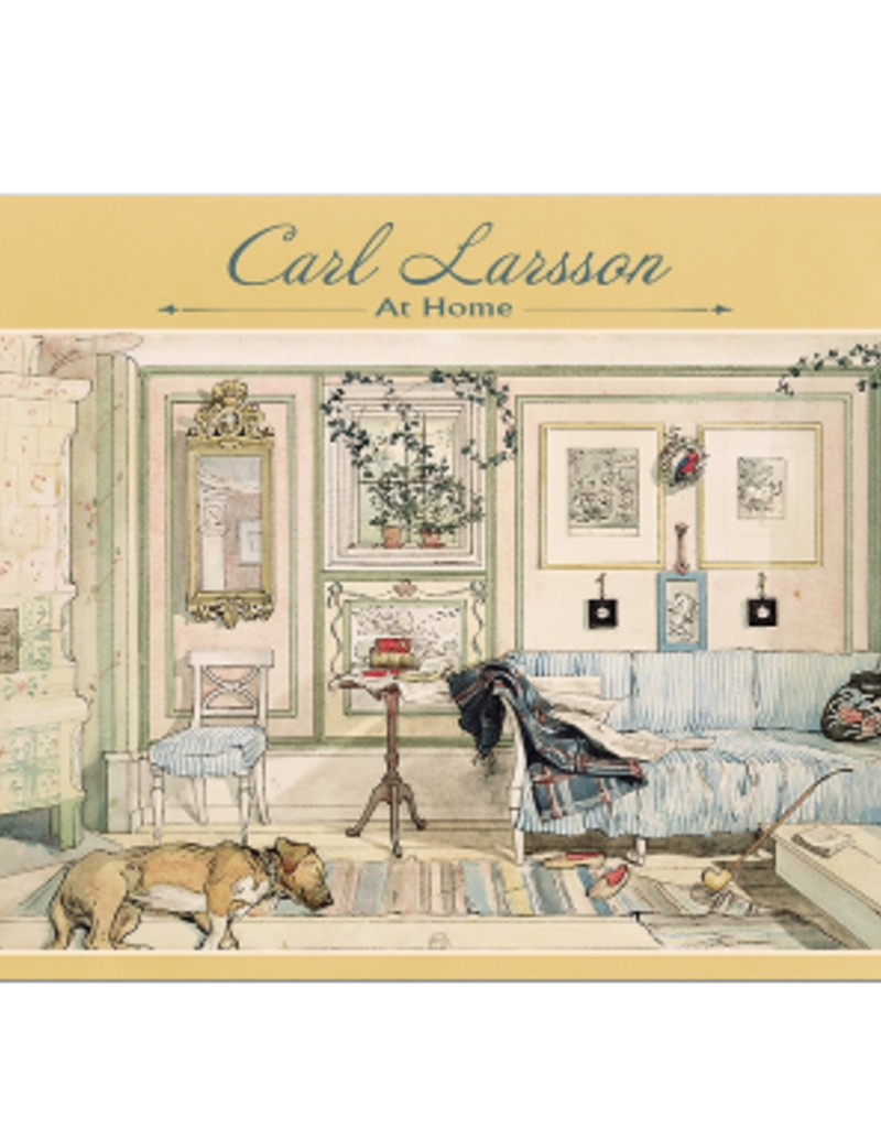 CARL LARSSON AT HOME BOXED CARDS