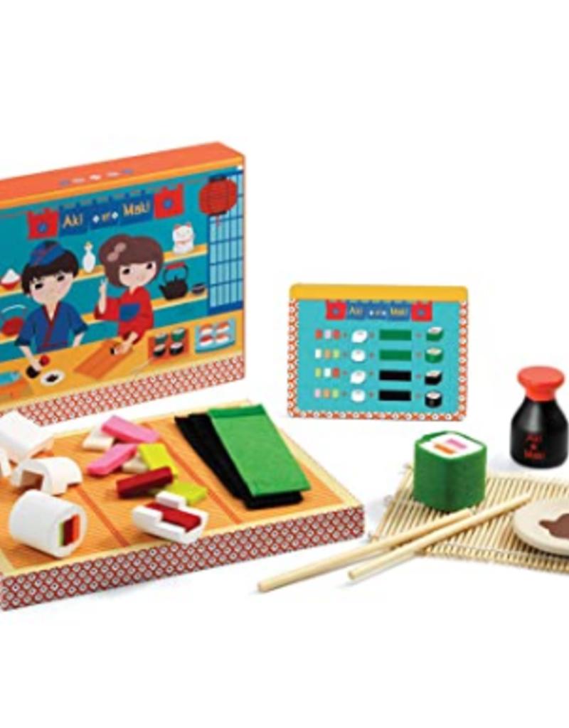 ROLE PLAY AKI & MAKI SUSHI BOX