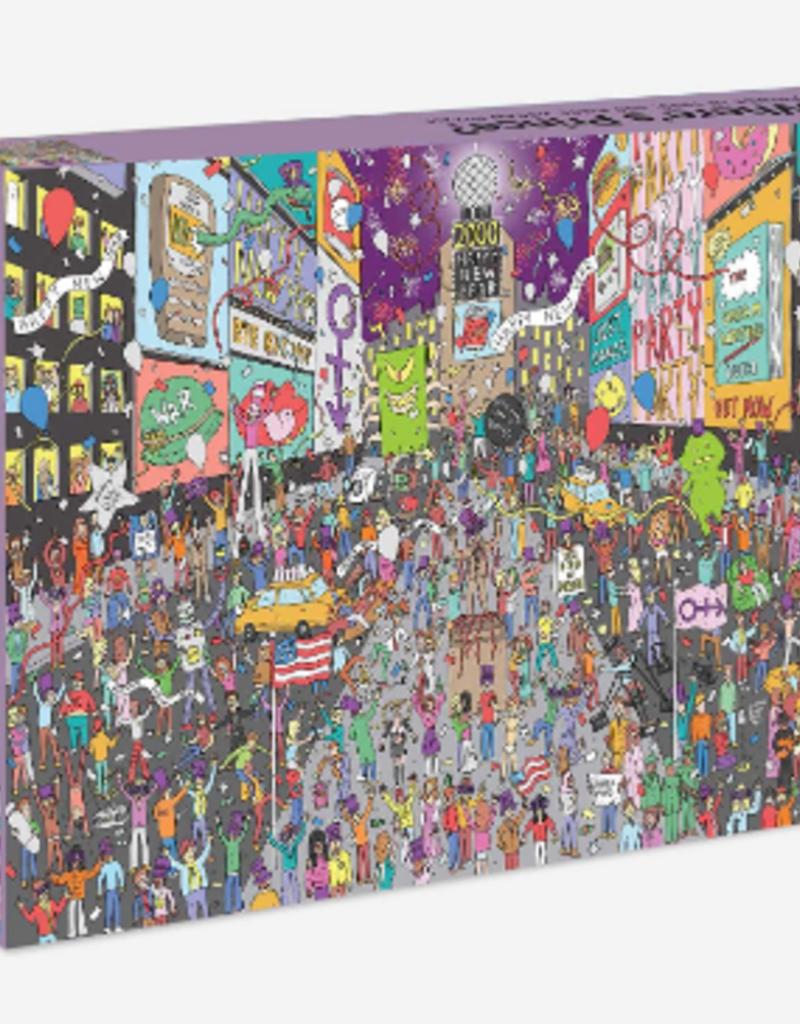 WHERE'S PRINCE PUZZLE 500 PIECE PUZZLE