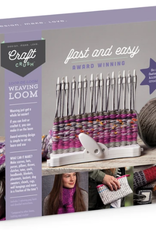 FAST AND EASY WEAVING LOOM