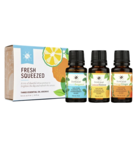 FRESH SQUEEZED ESSENTIAL OIL ASSORTED 3