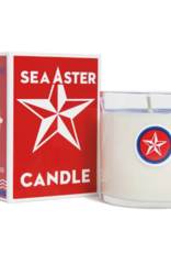 LARGE SEA ASTER CANDLE
