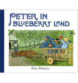 PETER IN BLUEBERRY LAND MINI BOOK