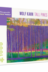 WOLF KAHN TALL PINES PUZZLE