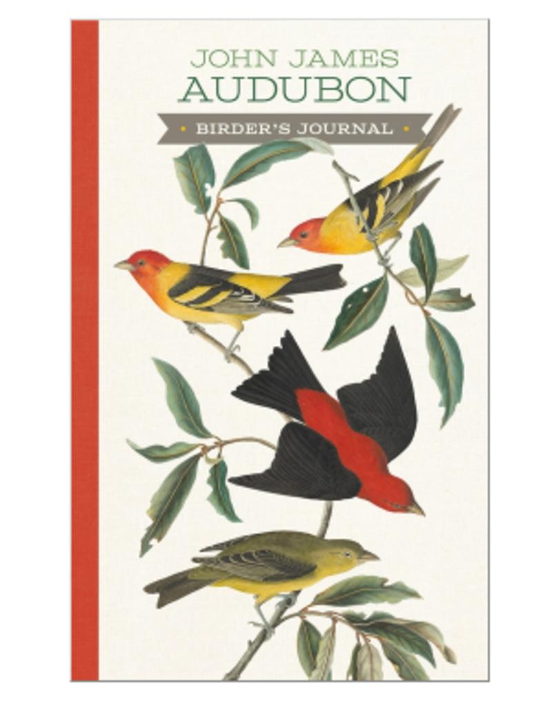 AUDUBON BIRDER'S JOURNAL