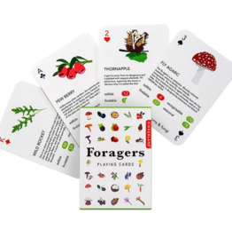 PLAYING CARDS- FORAGERS