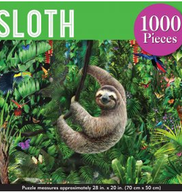 Jigsaw Puzzle: Sloth