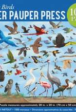 ALL THE BIRDS 1000 PC PUZZLE
