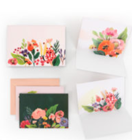 FLORAL BOXED NOTES