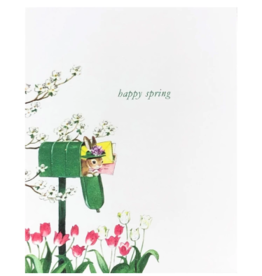 LUMIA DESIGNS BUNNY MAILBOX EASTER CARD