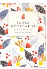 FLORA NOTECARDS