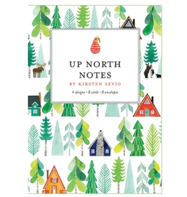 UP NORTH NOTE CARDS