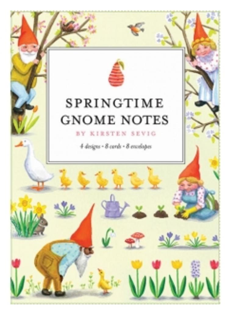 SPRINGTIME GNOMES