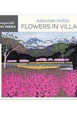 KAZUYUKI OHTSU FLOWERS IN VILLAGE PUZZLE