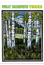 MOLLY HASHIMOTO TREES NOTE CARDS