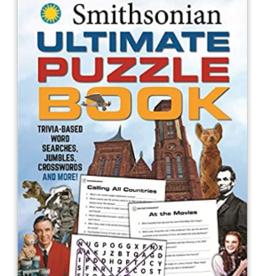 MACMILLAN SMITHSONIAN ULTIMATE PUZZLE BOOK