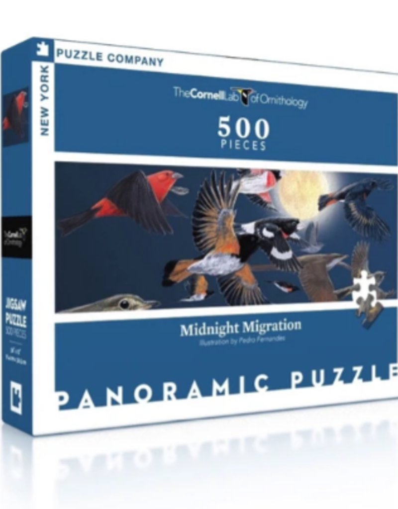 MIDNIGHT MIGRATION 500 PIECE PUZZLE