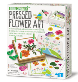 TOYSMITH PRESSED FLOWER ART