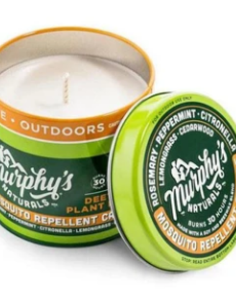 MURPHY'S NATURALS MOSQUITO REPELLENT CANDLE TIN