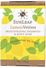LEMON VETIVER BAR SOAP