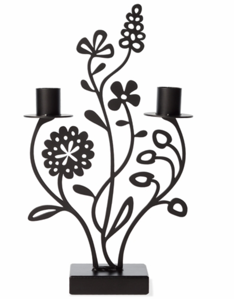 FLOWER MEADOW CANDLEHOLDER