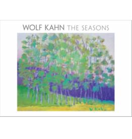WOLF KAHN THE SEASONS NOTECARDS