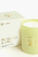 MUSEE PROSECCO AND APPLE CANDLE