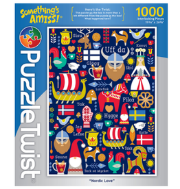 NORDIC LOVE 1000 PIECE PUZZLE