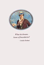 LUMIA DESIGNS AMELIA EARHART CARD