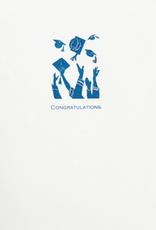 LUMIA DESIGNS GRADUATION HATS CARD