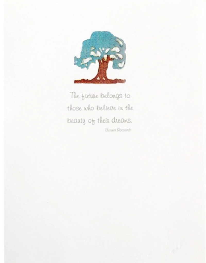 LUMIA DESIGNS OAK TREES DREAM CARD