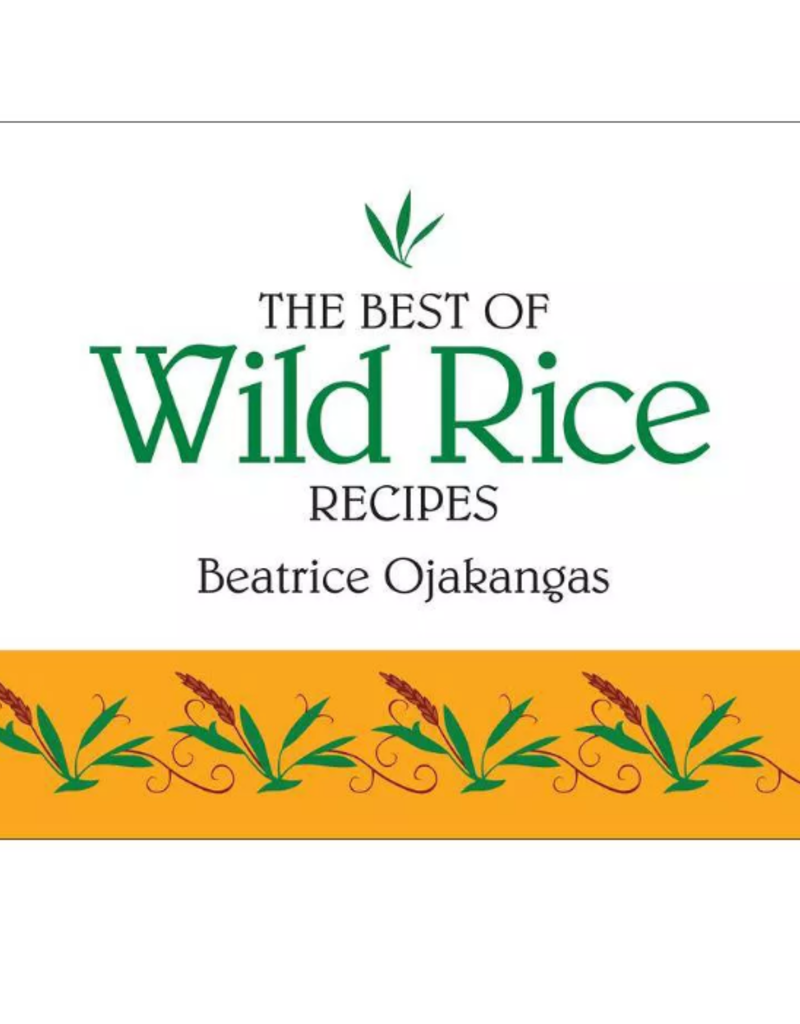 BEST OF WILD RICE RECIPES