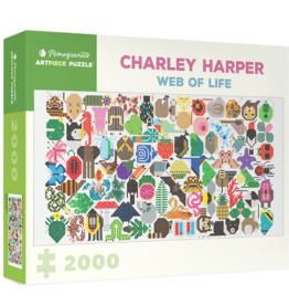 CHARLEY HARPER WEB OF LIFE 2000 PIECE