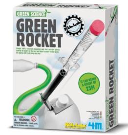TOYSMITH GREEN SCIENCE ROCKET KIT
