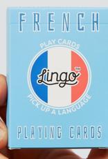 LINGO FRENCH LINGO CARDS
