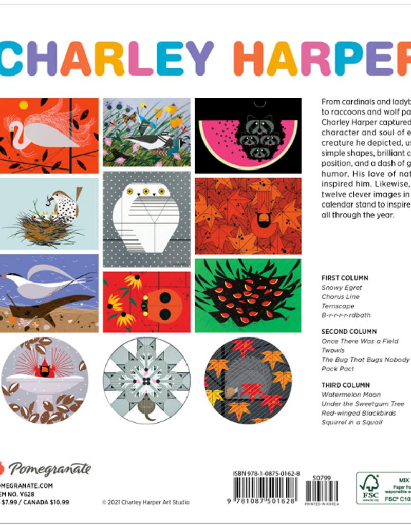 CHARLEY HARPER MINI WALL CALENDAR 2022