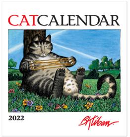 B. KLIBAN CAT CALENDAR MINI 2022