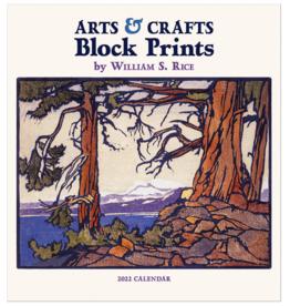 ARTS AND CRAFTS BLOCK  PRINTS 2022